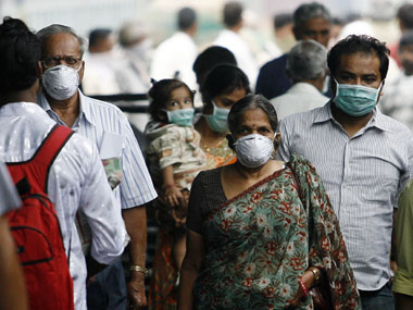 100 people died due to swine flu in India over the last three days. Reuters