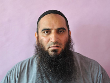 Separatist leader Masarat Alam might sue the government for his detention. AFP