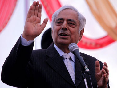 Jammu and Kashmir CM Mufti Mohammed Sayeed. AFP