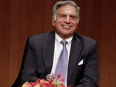 Tata Sons chairman emeritus Ratan Tata. AFP