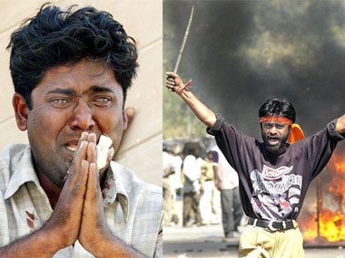 The Nanavati panel report on the 2002 Gujarat riots was not tabled before the Gujarat assembly. AFP