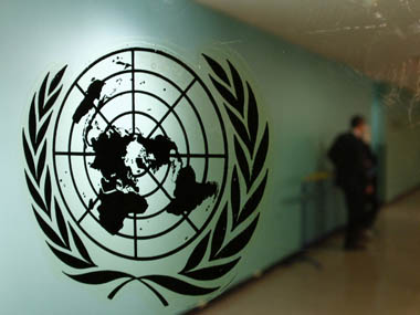The United Nations. Reuters