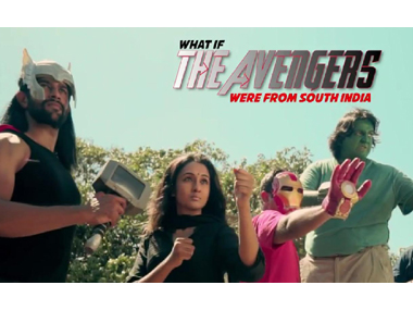 What if The Avengers were from South India? Put Chutney YouTube