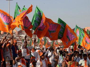 BJP said pro-Pakistan elements will not be tolerated in Jammu and Kashmir. AFP