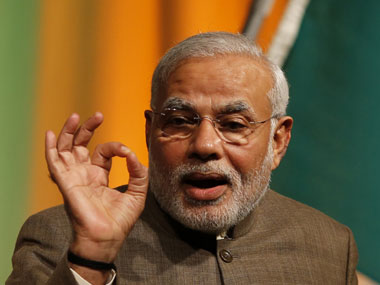 PM Narendra Modi assured veterans about his government's commitment to One Rank One Pension scheme. Reuters