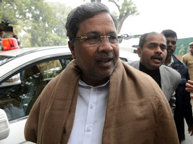 Cauvery issue: Siddaramaiah says SC order  'unimplementable', calls for Cabinet meeting