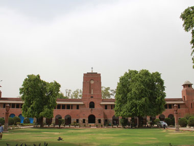 St Stephen's College. Image courtesy: college website.