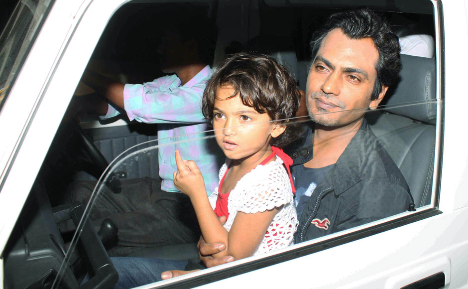 Nawazuddin Siddiqui Family Picture And Images
