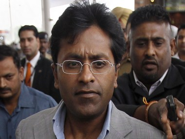 ED issued summons to Lalit Modi. Reuters