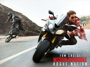 Mission Impossible: Rogue Nation. Image Credit: Facebook