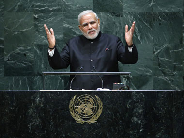 PM Narendra Modi is expected to attend a UN summit in September. Reuters