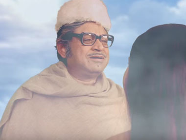 Amit Kumar in the video.