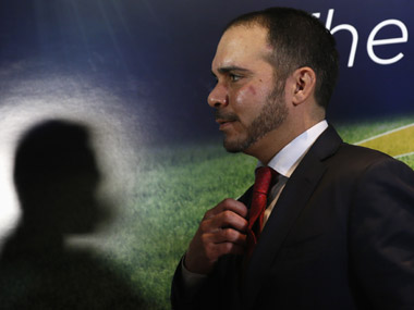 'File picture of Prince Ali. Reuters' from the web at 'http://s4.firstpost.in/wp-content/uploads/2015/09/PrinceAli-Reuters.jpg'