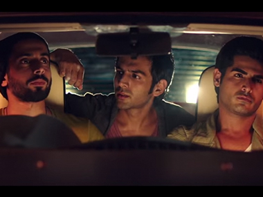 Pyaar Ka Punchnama 2. Screengrab from YouTube video.