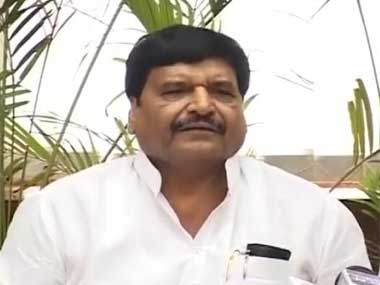 Shivpal Yadav. File photo. Image courtesy: ibnlive