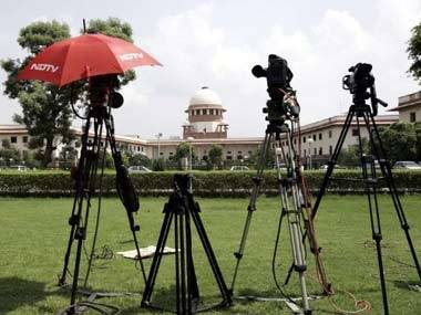 A file photo of Supreme Court of India. Reuters
