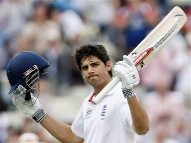With the burden of getting to 10,000 Test runs gone, England skipper Alastair Cook will be gunning for a big score in the final game. AFP