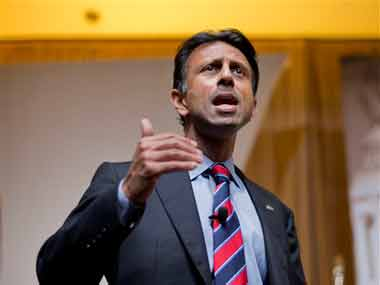 Once a fierce rival, Bobby Jindal says he will vote for Donald Trump