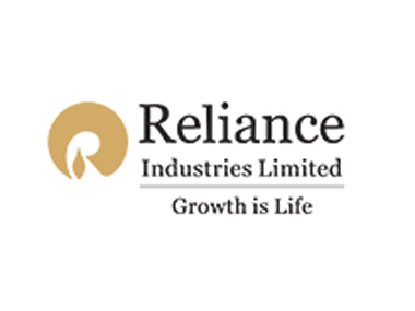 The Reliance Industries logo.