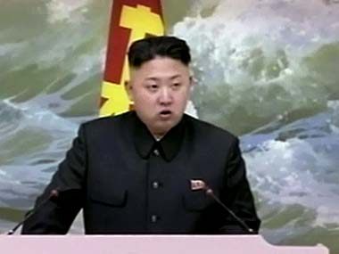 File image of Kim Jong-Un. AP