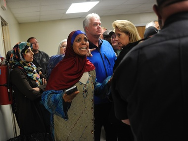 'Just hate and discontent'' in Virginia over Islam in school lesson/ AP