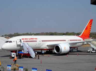 Milan-bound Air India flight  forced to return to Delhi airport after smoke detected in cabin - Firstpost