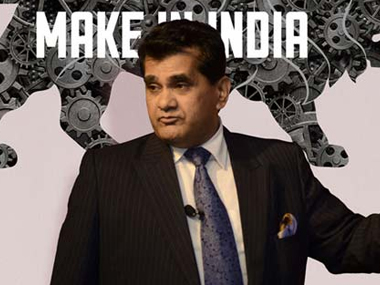 Amitabh Kant, pic courtesy: IBNlive