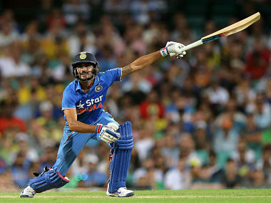 File picture of Manish Pandey. Getty