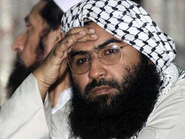 File image of JeM chief Maulana Masood Azhar. Reuters