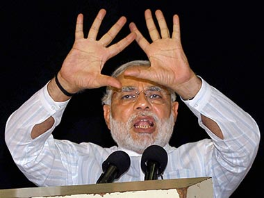 Narendra Modi. File photo. PTI