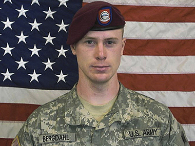 File photo of Bowe Bergdahl. Reuters