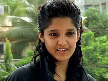 Ritika Singh. YouTube screen grab