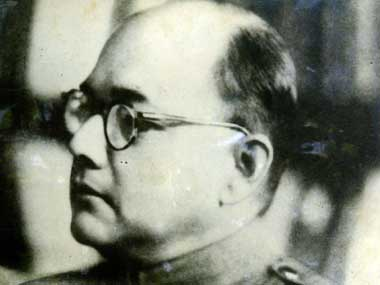 Subhas Chandra Bose, File photo. Reuters
