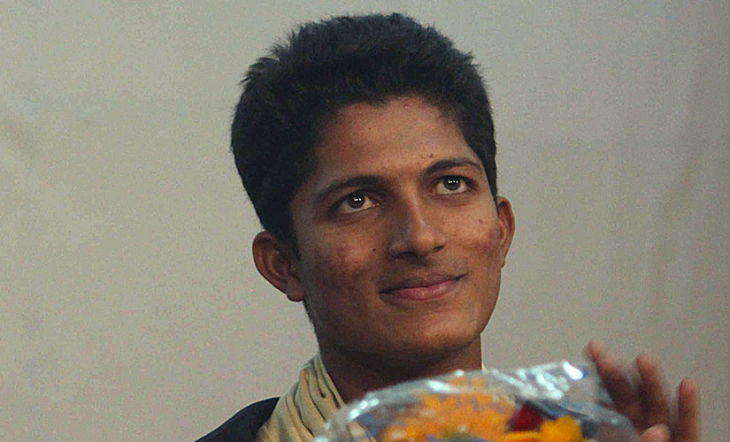 Armaan Jaffer, the 17-year old from Mumbai, has made heads turn with stunning scores in Under-19 school cricket. SOLARIS