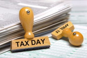 tax day April 15th
