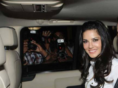 Sunny Leone in a file photo. Raju Shelar/Firstpost
