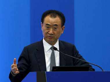 Wang Jianlin, Chairman of Dalian Wanda Group. Reuters