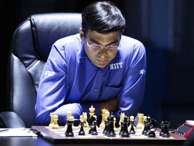 A file photo of Viswanathan Anand. FIDE