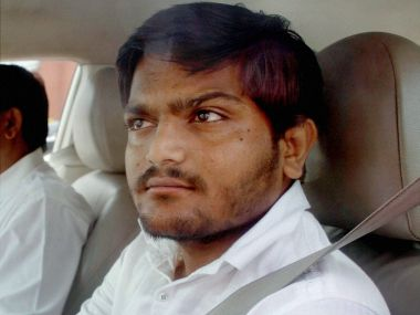 Will continue quota agitation after bail, says Hardik Patel