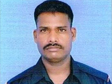 In memory of Lance Naik Koppad: Goodbye Sir, you made every single one of us proud