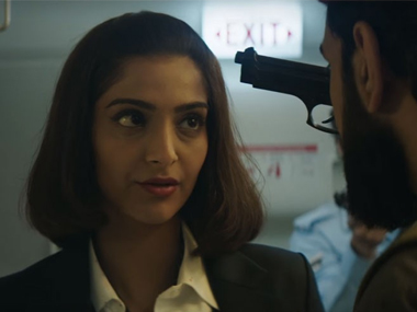 Screengrab from Neerja. YouTube