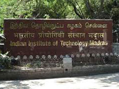 IIT Madras. Image courtesy: IBNLive