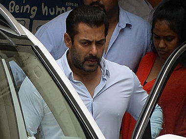 Salman Khan. File photo. AFP