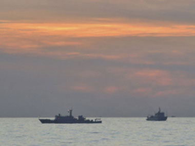 South China Sea. File photo. Reuters