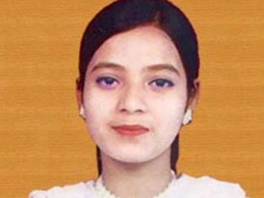 RVS Mani backed GK Pillai's claim that Ishrat Jahan was a terrorist. IBNLive