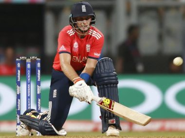 Joe Root. AP