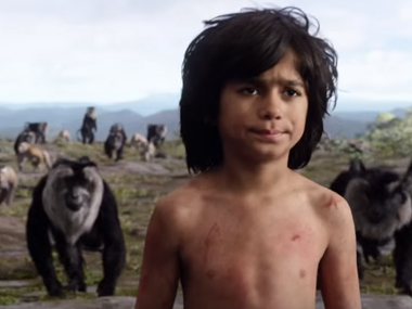 Screengrab from The Jungle Book. YouTube