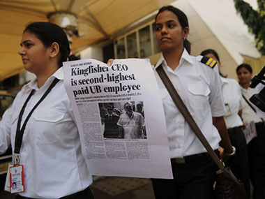 Wrote to PM on salary dues, got reply after 6 mths: Kingfisher ex-staffer