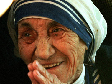 File image of Mother Teresa. Reuters