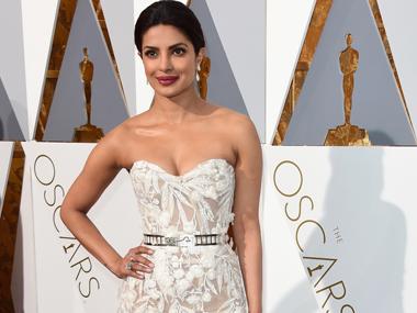 Priyanka Chopra. Getty Images